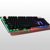 Bàn phím bán cơ Coolerplus X8 LED