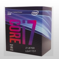 CPU Intel Core i7 8700 (3.2Ghz, 12MB Cache, LGA1151V2)